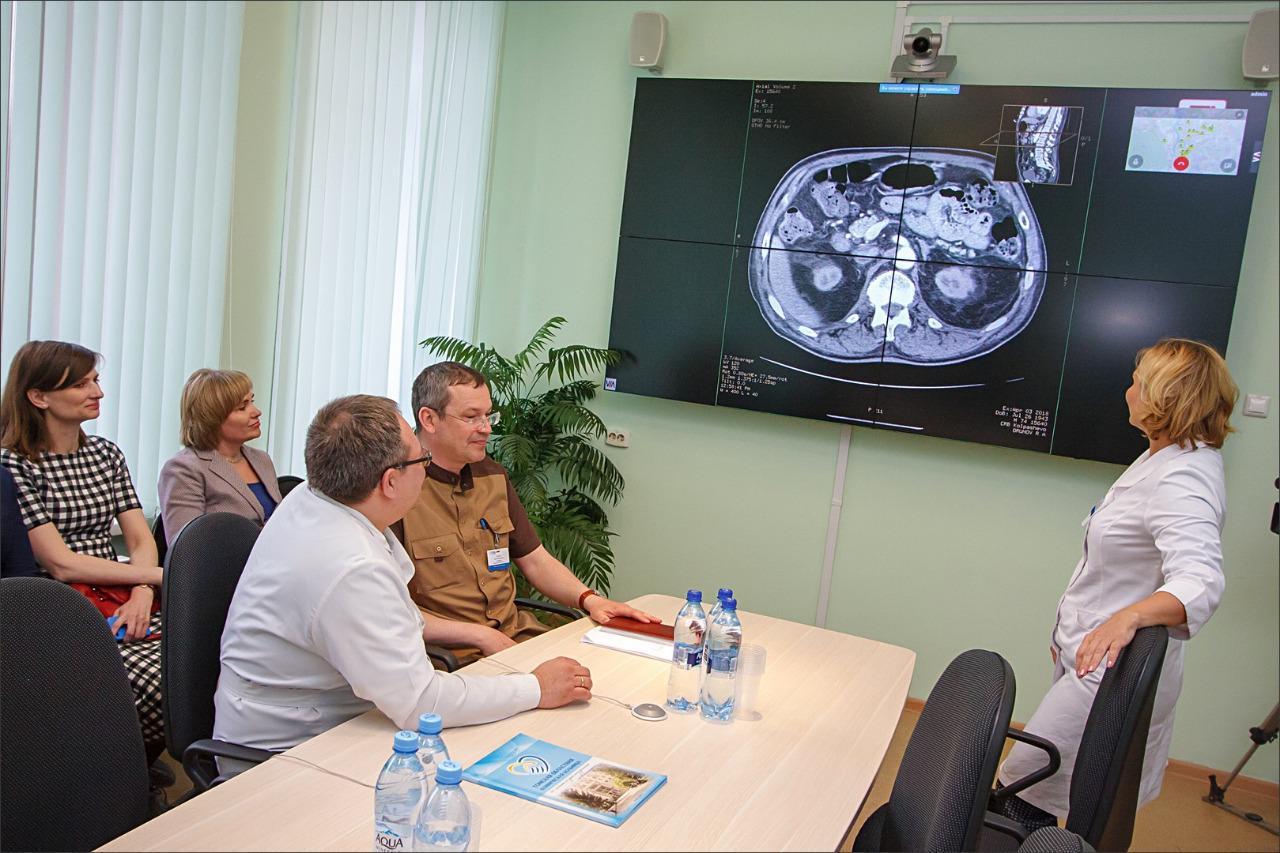 Количество телемедицинских консультаций в Томской области выросло вдвое
