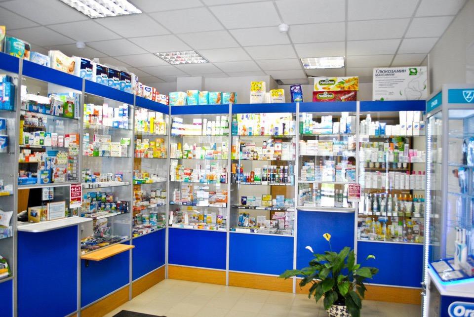Часть томских аптек
