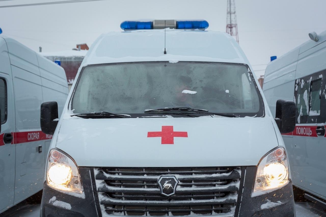В новогодние каникулы станция _скорой помощи_ Томска приняла более 18 тысяч обращений