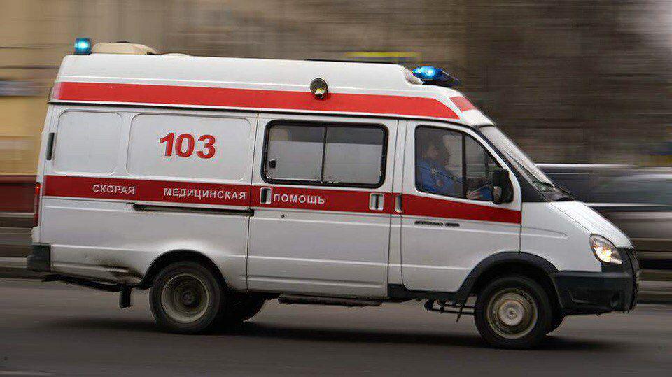 Станция _скорой помощи_ Томска приняла более 110 тысяч обращений