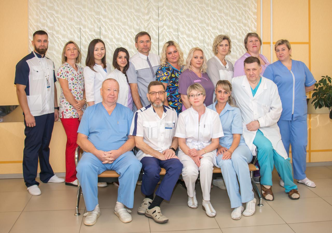 Отделение офтальмологии Томской ОКБ отмечает 30-летие
