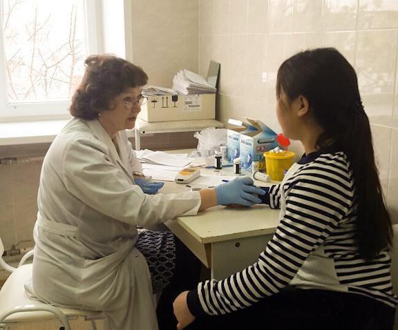Более 103 тысяч жителей Томской области прошли диспансеризацию