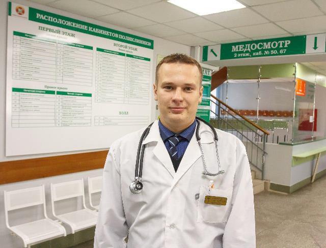 Штат больниц и поликлиник Томской области пополнили 258 молодых специалистов