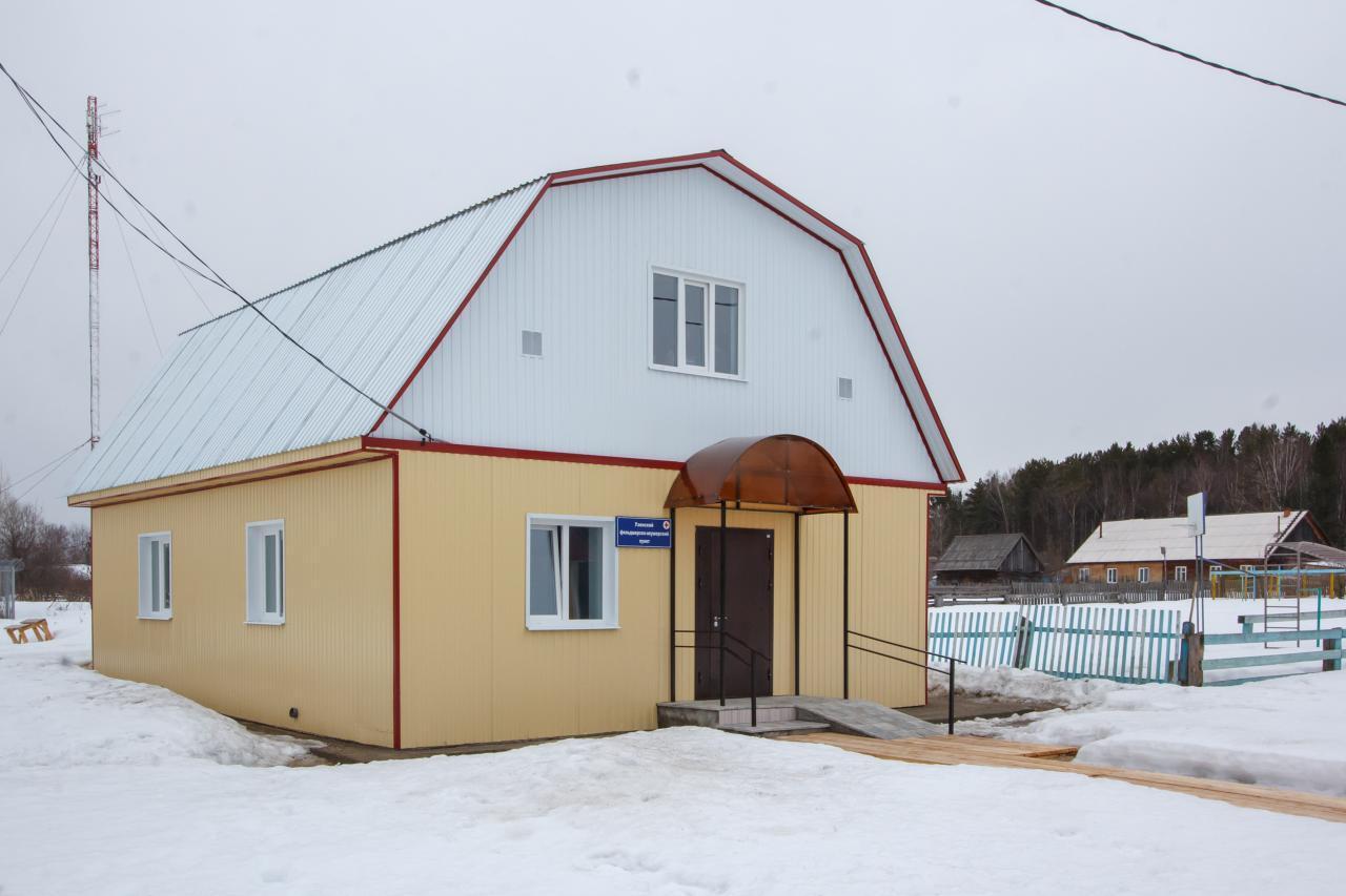 В Томской области самая широкая сеть ФАПов