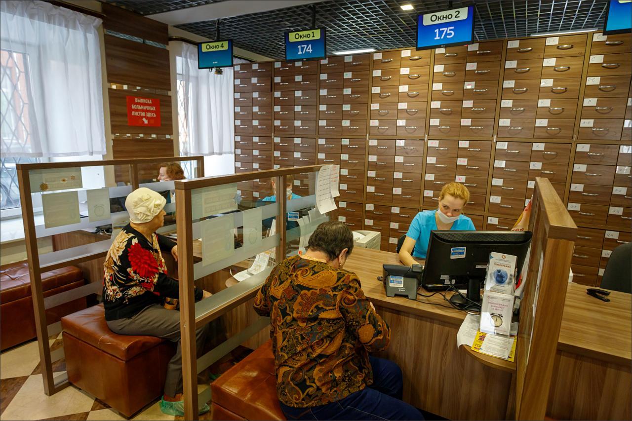 Еще 11 медучреждений Томской области внедрят стандарт организации амбулаторной помощи