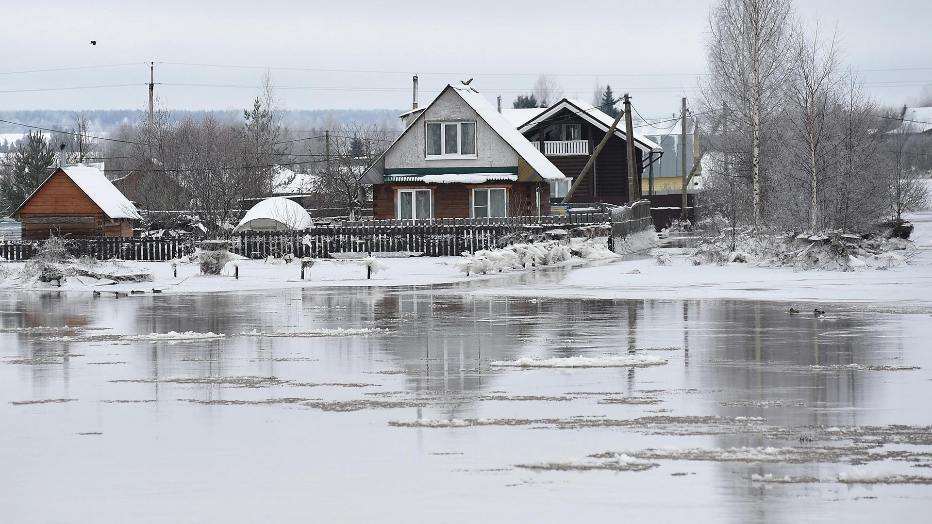 Медицинские учреждения Томской области готовы к паводку