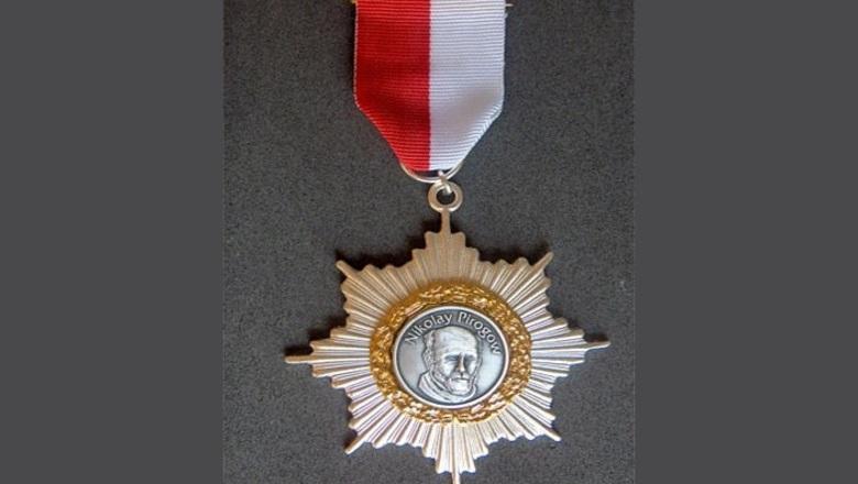 Президент наградил томских медиков государственными наградами