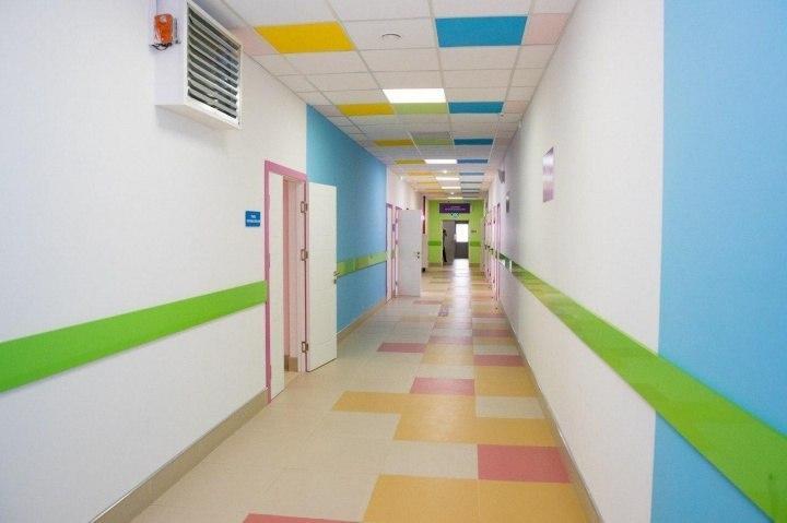 Губернатор выделил 63 миллиона рублей на проект областной детской больницы